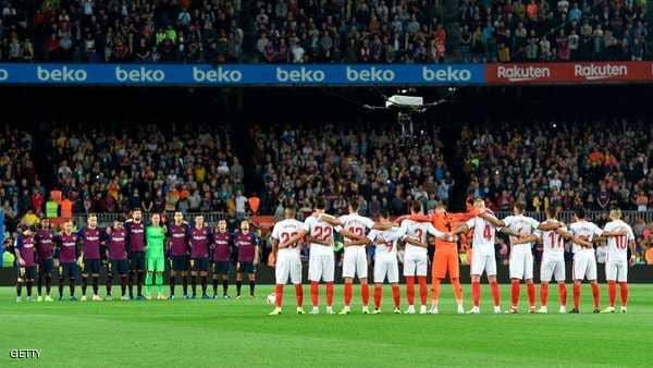 برشلونة يصطدم بإشبيلية في ربع نهائي الكأس