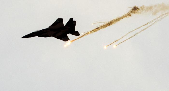 """موقع استخباراتي ينشر """"صورا للهدف الذي قصفته إسرائيل"""" في سوريا"""