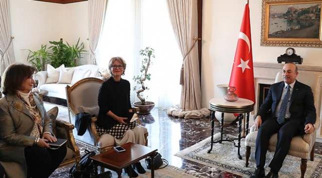 BMT məruzəçisi Kaşoqi cinayətini araşdırmaq üçün Ankaraya gəldi