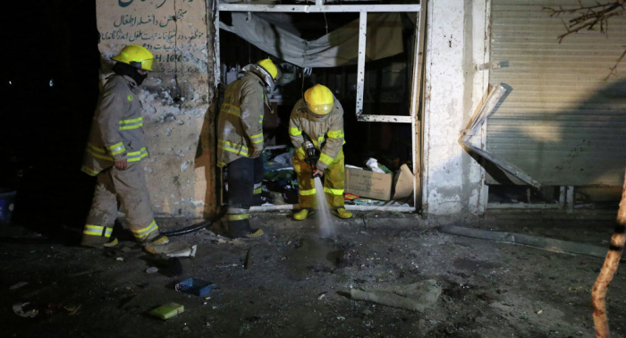 Fire in residential building kills 3, injures 44 in Kabul – Ministry