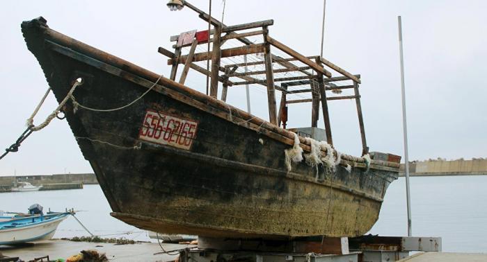 Un bateau en bois apparemment nord-coréen découvert au large du Japon