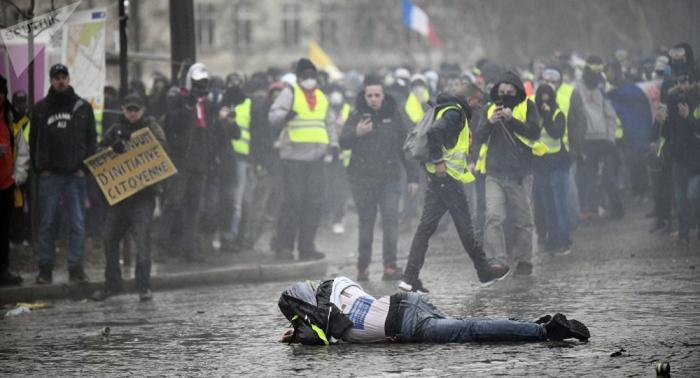 France:   Les Gilets jaunes lancent leur propre application mobile