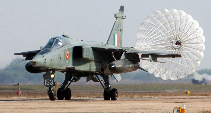 Indian Air Force Fighter Jet Crashes in Uttar Pradesh
