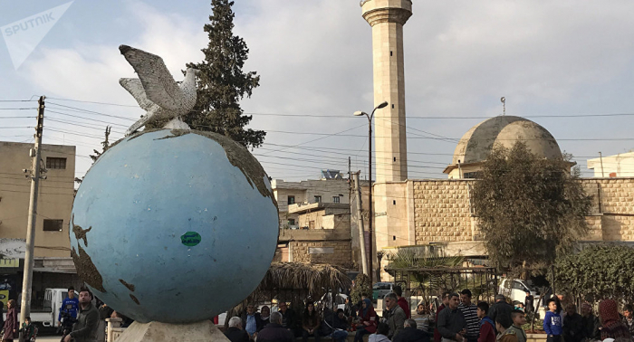 Una explosión causa víctimas en el aniversario de la operación militar turca en Afrín