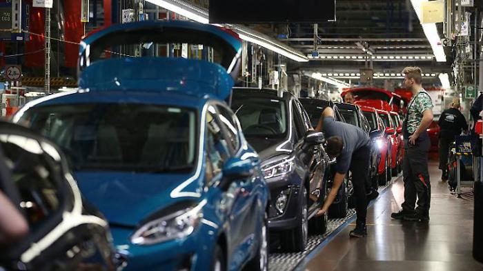 Ford kündigt umfangreichen Stellenabbau an