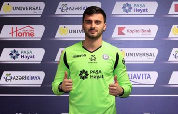 """""""Sumqayıt""""dan növbəti transfer"""
