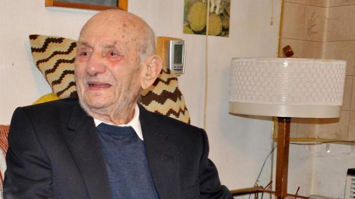 Ältester Mann der Welt könnte Deutscher sein