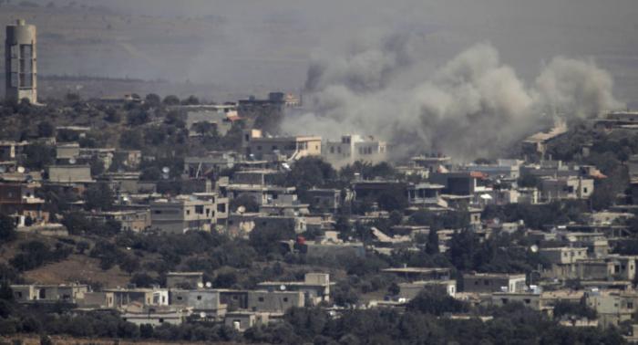 الجيش الإسرائيلي يعلن اعتراض قذيفة صاروخية أطلقت على هضبة الجولان
