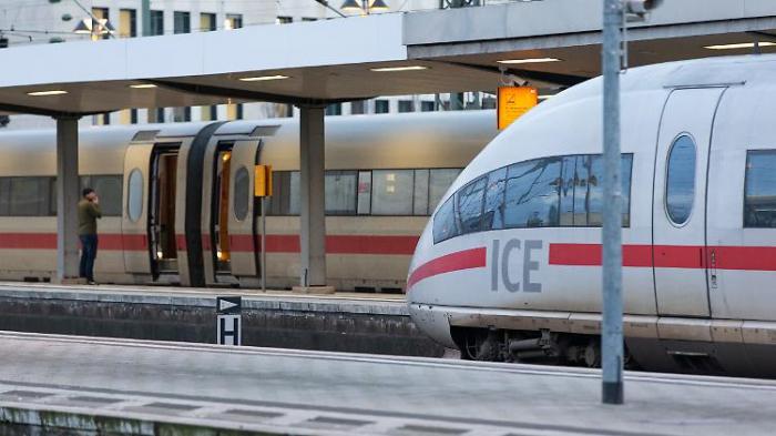 Scheuer sucht Auswege aus der Bahn-Misere