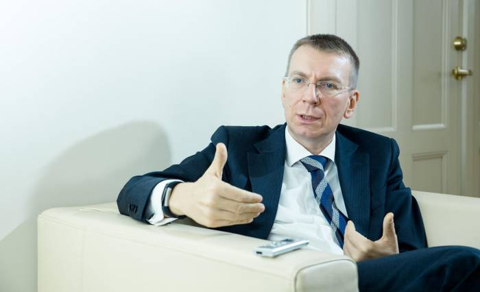 Latvia supports the strengthening of relations between EU and Azerbaijan - Latvian FM,  EXCLUSIVE INTERVIEW