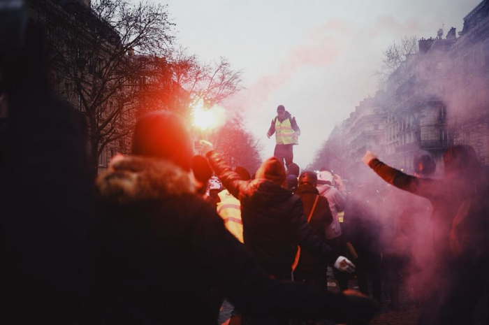 Sondage: Le soutien des Français aux Gilets jaunes en forte hausse