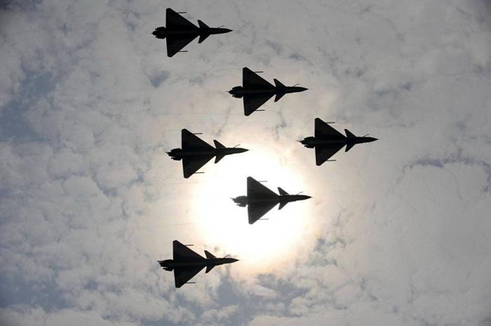 Dünyanın ən pis hərbi hava qüvvələrinə malik ölkələri - SİYAHI