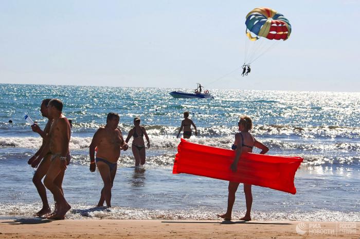Ötən il Türkiyəyə 40 milyona yaxın turist gəlib
