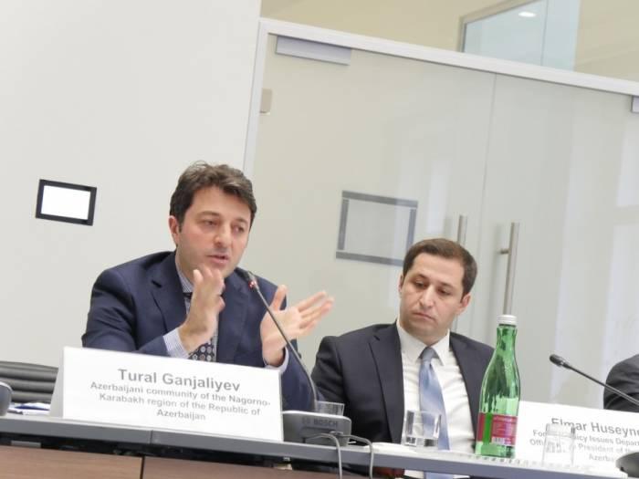 Tural Ganjaliyev:  La réunion de Paris renforce l