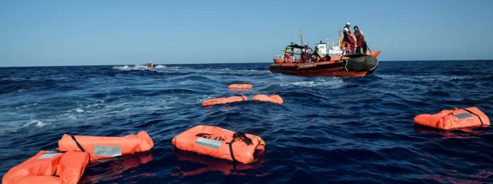 Migrants: 2262 morts dans la Méditerranée en 2018