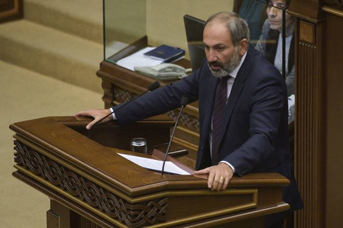 Nikol Pashinyan dismisses 17 officials
