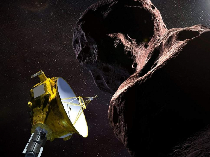 Nasa   sends final commands to New Horizons probe before historic flyby