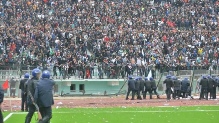 Futbol oyununda insident - 62 nəfər yaralanıb