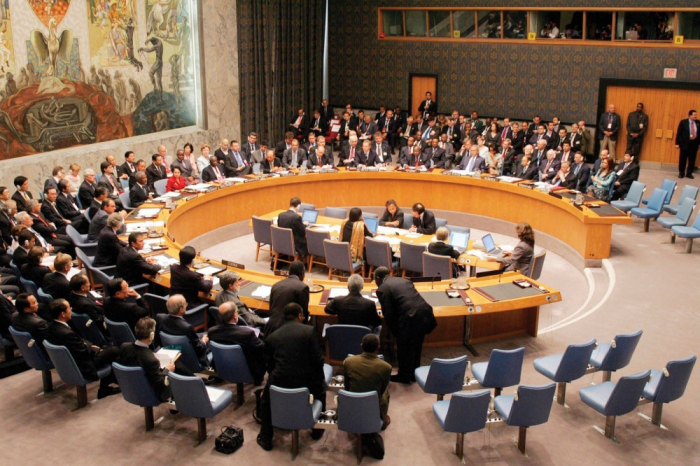 UN Security Council gets new members