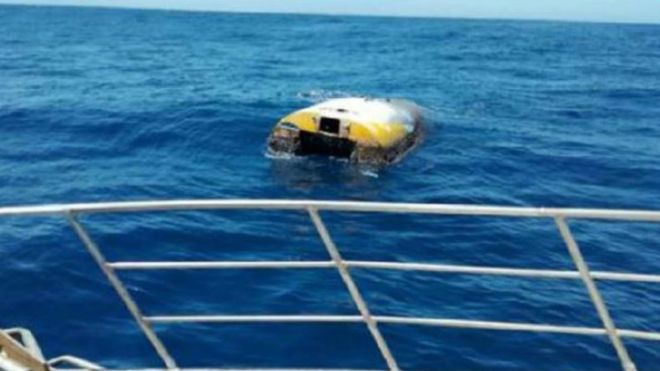Abby Sunderland: Yacht abandoned in 2010 record attempt found