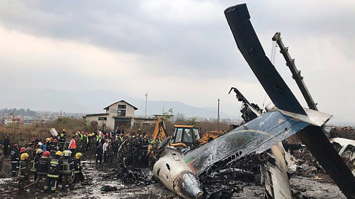More deaths in passenger airline crashes last year