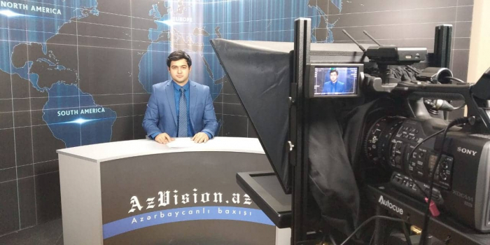 AzVision TV releases new edition of news in German for January 4 -  VIDEO