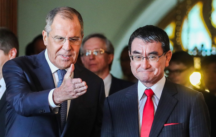 Top Japanese, Russian diplomats to discuss peace treaty in Moscow January 14