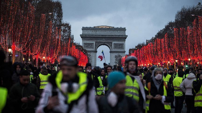 Continued Yellow Vest protests seek to end govt: France