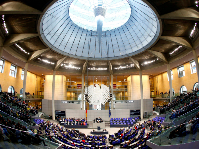 Hackers attack hundreds of  high-profile German politicians  , post private data online