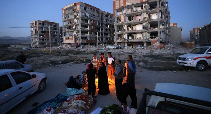 Al menos 75 personas solicitan ayuda médica tras un terremoto en Irán