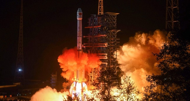 China launched 20 pct more space rockets than US in 2018