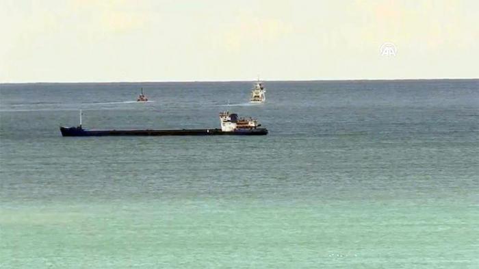 Turkey: Panama-flagged ship sinks off Black Sea coast