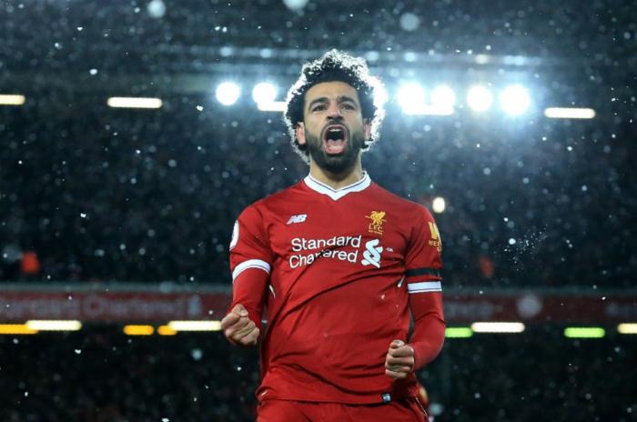 Salah Afrikanın ən yaxşı futbolçusu seçildi
