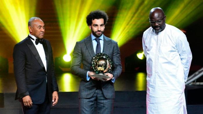 Liverpool-Star Salah zum zweiten Mal zu Afrikas Fußballer des Jahres gekürt