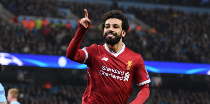 Mohamed Salah named Caf African Player of the Year