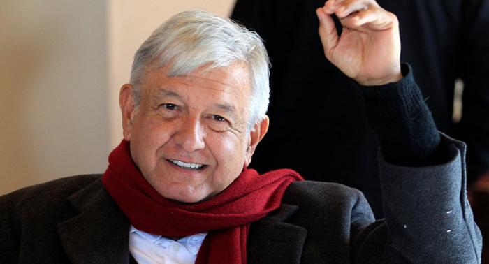 Presidente de México acepta la invitación de visitar Rusia