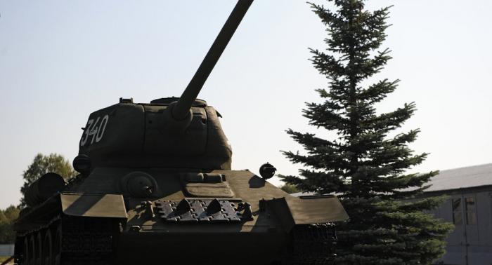 Laos gibt Russland 30 T-34-Panzer zurück