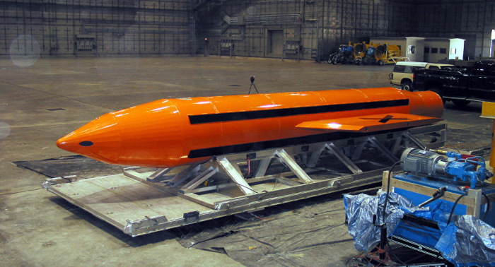 Chinas Bombe mit XXL-Sprengkraft: Wie können USA und Russland kontern?