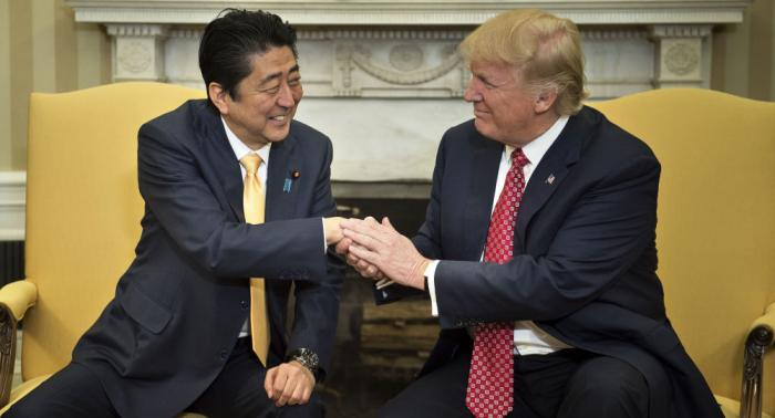 Verhandlungen mit Moskau: Japan bittet USA um Unterstützung