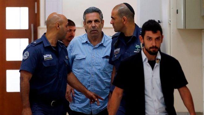 Gonen Segev: Israel ex-minister admits spying for Iran