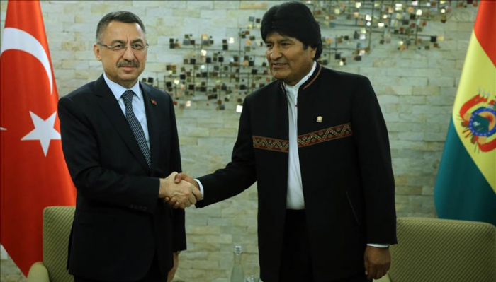 Bolivia set to open embassy in Turkey amid growing ties