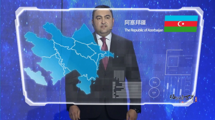 Chinese TV Channel airs program on Azerbaijan