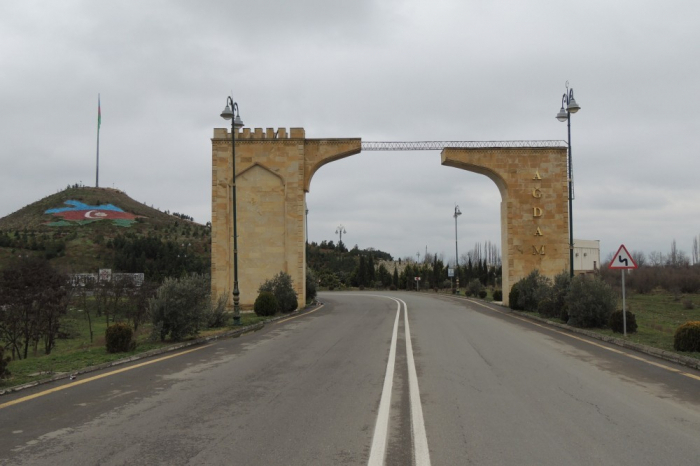 Restauration de 121 maisonsendommagées par lesforces armées arméniennes à Aghdam