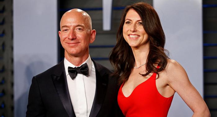 Der reichste Mann der Welt lässt sich scheiden