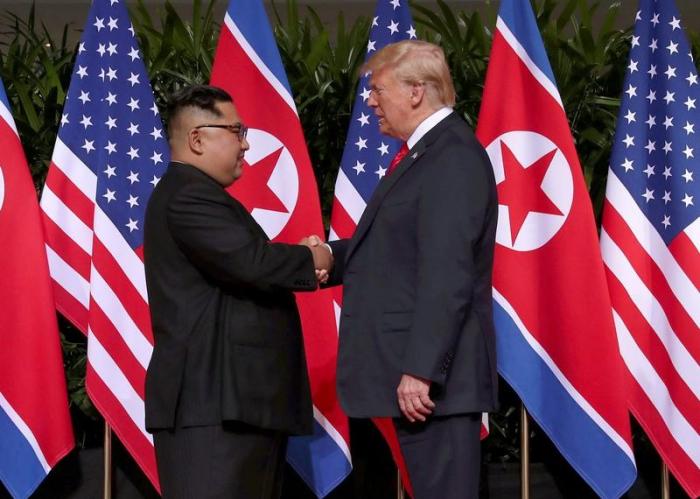 Xinhua - Nordkoreas Kim will zweites Treffen mit Trump