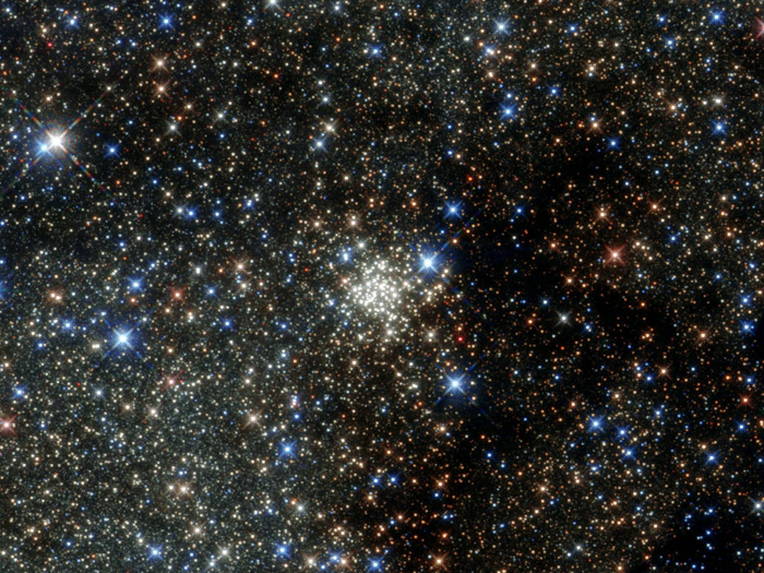 Astronomers get glimpse at the very beginning of time