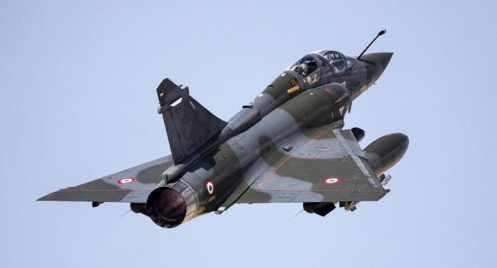 Un caza militar se estrella al este de Francia