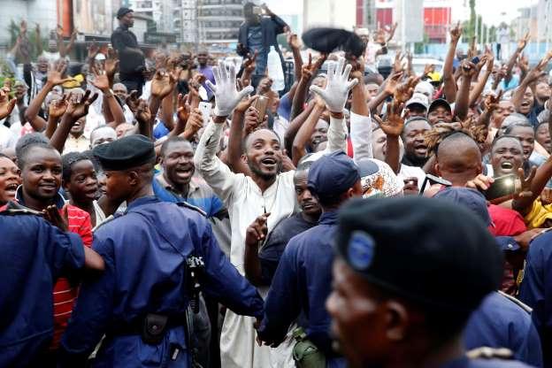 Irritation und Kritik nach unerwartetem Wahlausgang im Kongo