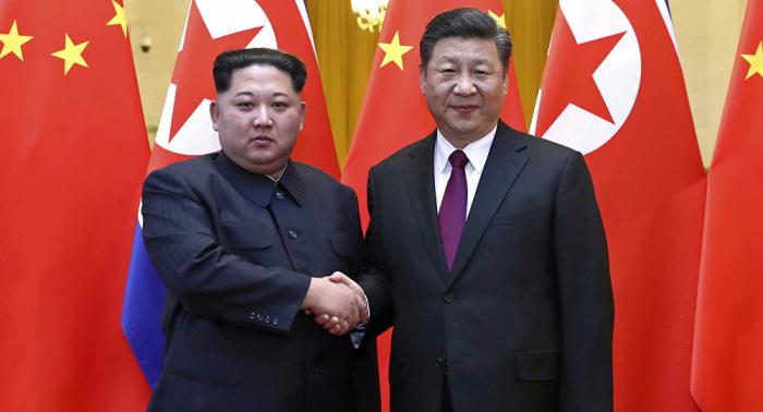 Kim Jong-un invita al presidente de China a visitar Corea del Norte