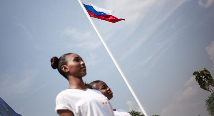 Russische Militärbasis bald in Afrika? Ministerin hält das für möglich